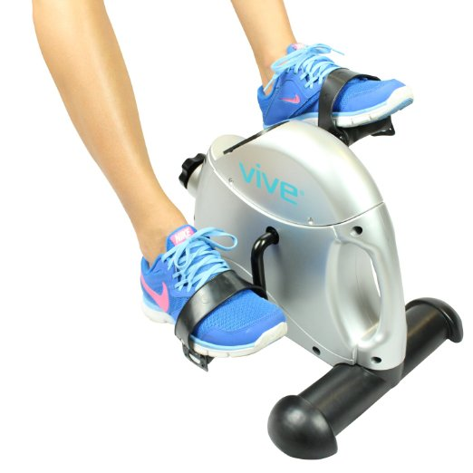 Pedal Exerciser by Vive
