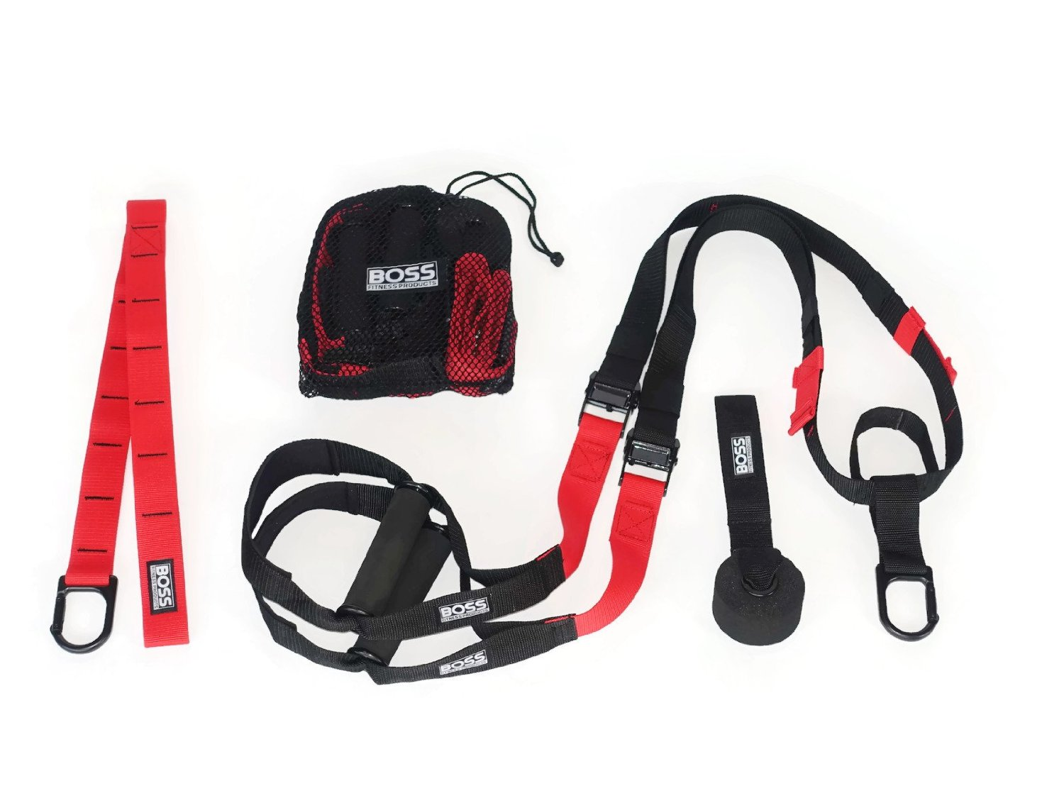 Boss Fitness Products - Suspension Fitness Trainer