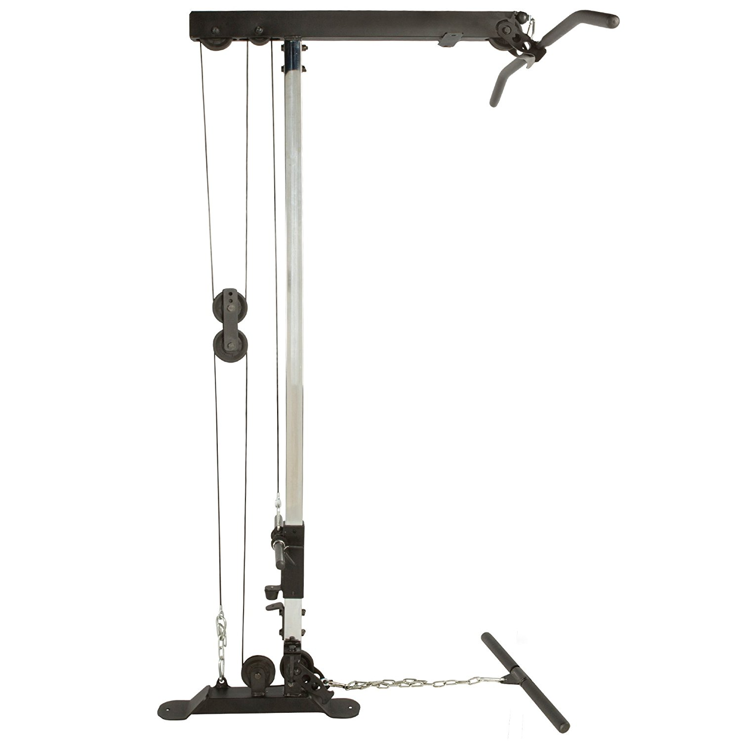IRONMAN Triathlon X-Class Light Commercial Olympic Lat Pull-Down and Low Row Cable Attachment