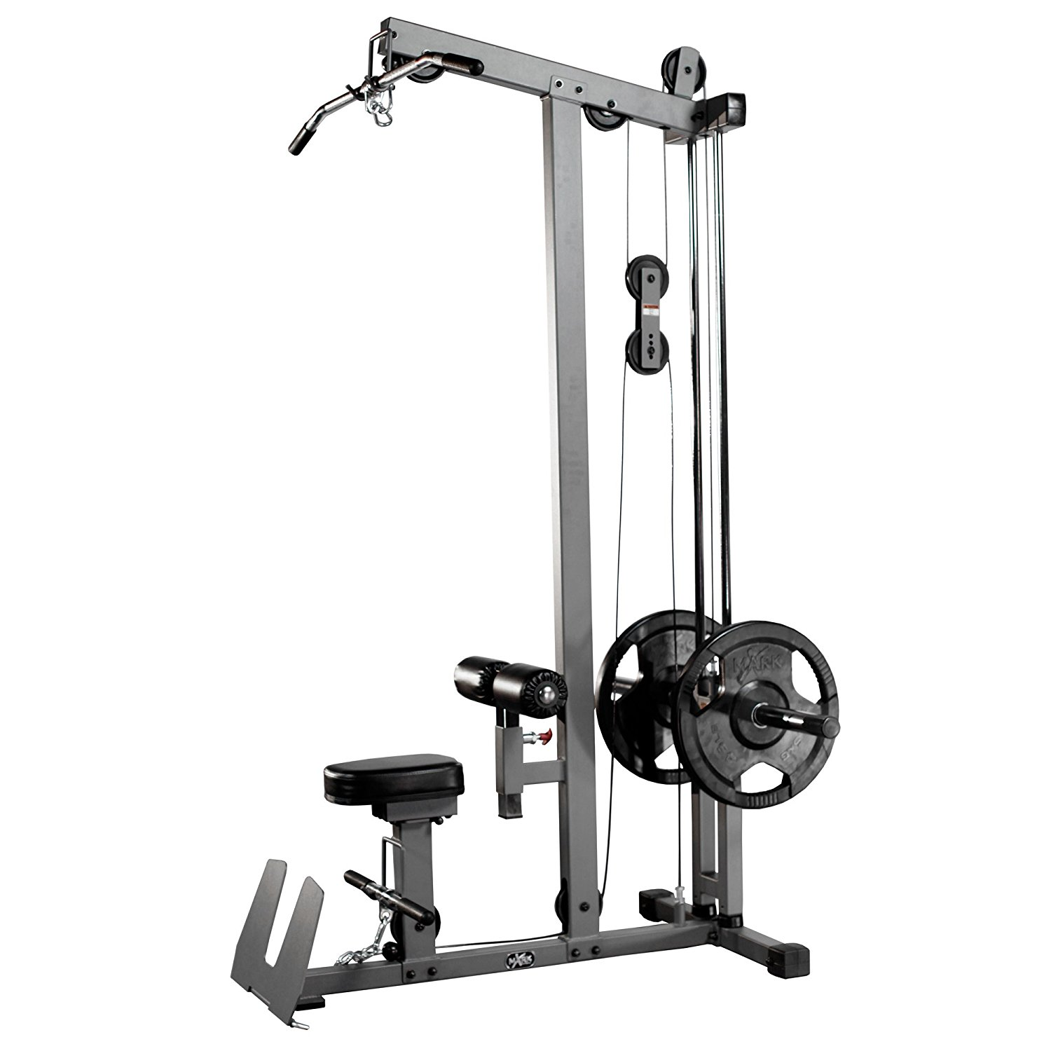 XMark Lat Pulldown and Low Row Cable Machine